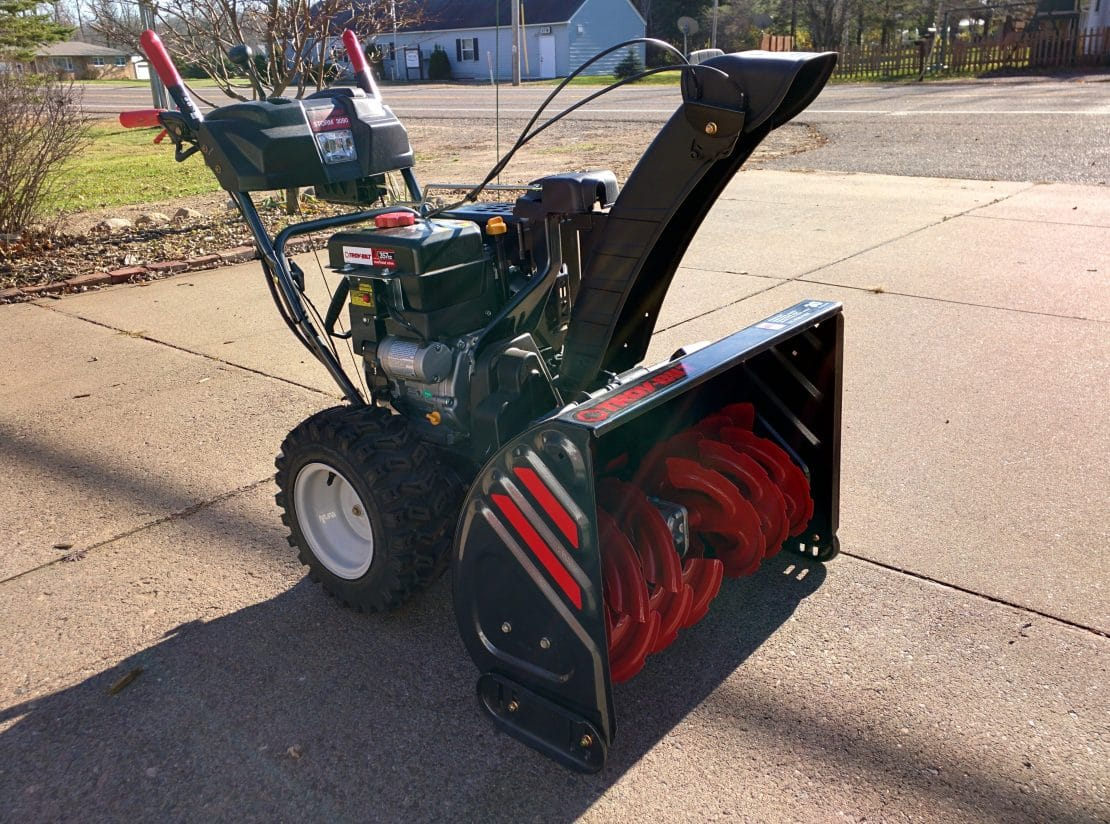 Troy-Bilt Storm 3090 XP, 357 Cc, 30 Inch, 2-stage Snow Blower