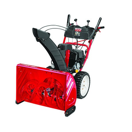 2016 Troy-Bilt Snow Blowers - What's New and Exciting!