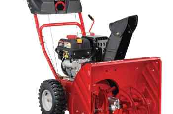 9 Best Cheap 2-Stage Snow Blowers 2018-2019 12