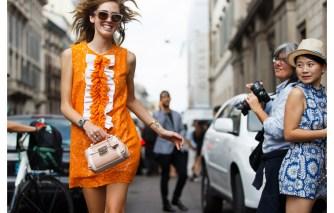 La fashion week printemps-été à Milan : la mode est dans la rue !