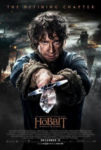 Le Hobbit : La Bataille des Cinq Armées, dernier volet de la trilogie de Bilbo !