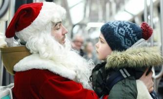 Le Père Noël, à voir absolument et en famille