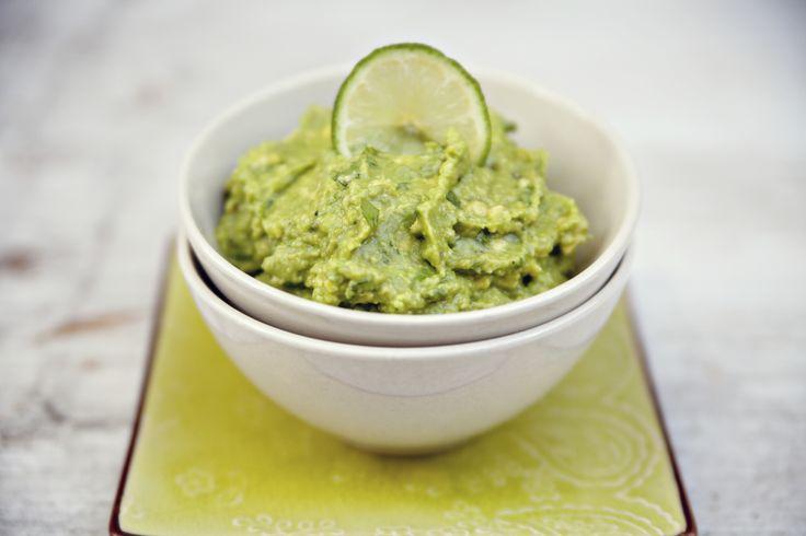 Recette guacamole gingembre