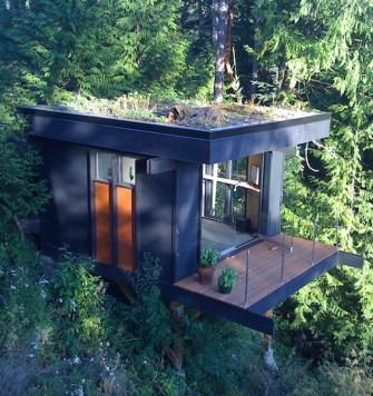 Le bungalow : un petit nid qui fait rêver !