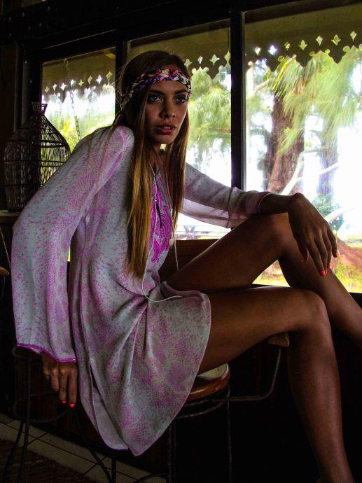 Hinarani for Danielle Livine & Magnifica 16