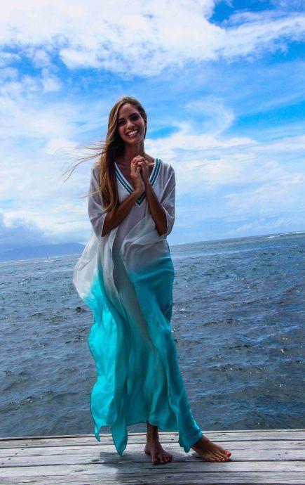 Hinarani for Danielle Livine & Magnifica 23