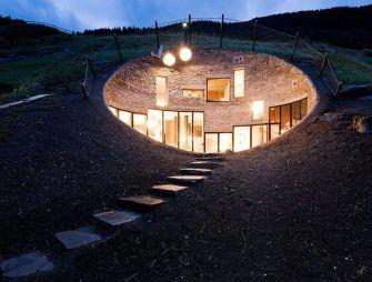 La maison sous la terre