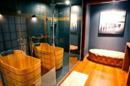 Salle de bain japonaise 13