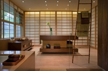Salle de bain japonaise 9