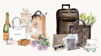 Le luxe, by Sally Spratt