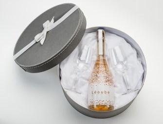 Sparkling de Léoube… Des bulles pleines de charme pour la St Valentin