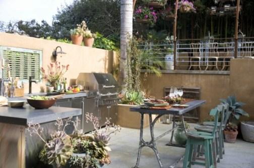 Créer son espace barbecue 10
