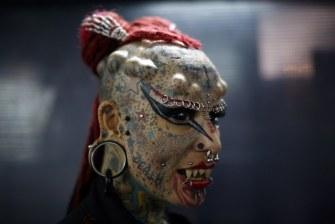 Le festival du tatouage et du body art au Venezuela