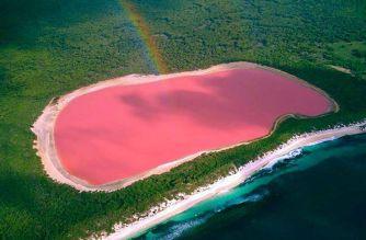 Les endroits naturels les plus colorés au monde