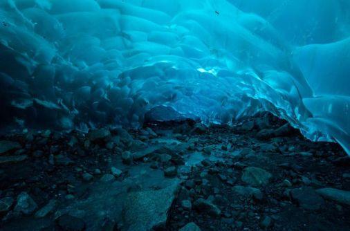 Les grottes de glace de Mendenhall, Juneau, Alaska 1