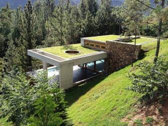 La maison ecologique pour garder nos forêts intactes