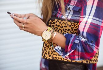 «Friendship Bracelet» Maya Print, une montre pas comme les autres