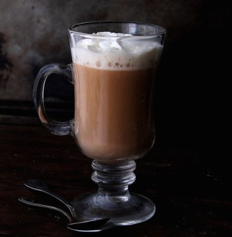 Un classique, l'Irish Coffee