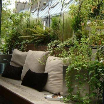 Jardin sur balcon 07