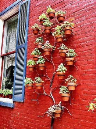 Nouvelle tendance, le jardin vertical 06