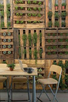 Nouvelle tendance, le jardin vertical 18