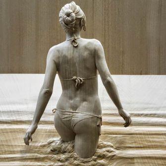 Wood Carving – Les impressionnantes sculptures réalistes de Peter Demetz