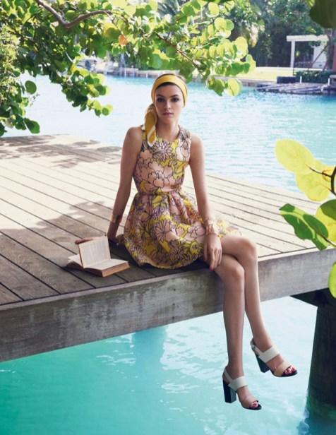 Lookbook printemps-été 2015 des Galeries Lafayette 07