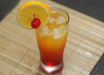 La Tequila Sunrise pour votre happy hour