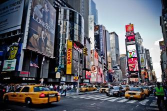 New York, cette ville qui ne dort jamais