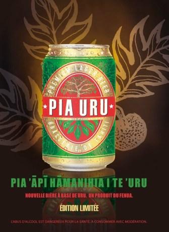 PIA URU, un moment de fraîcheur 100% local !