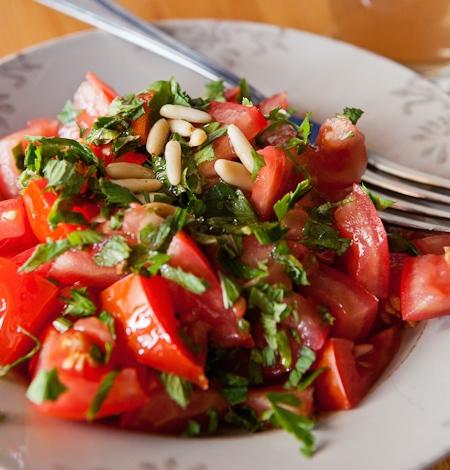 salade menthe