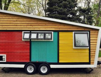 Toybox : Une petite maison mobile