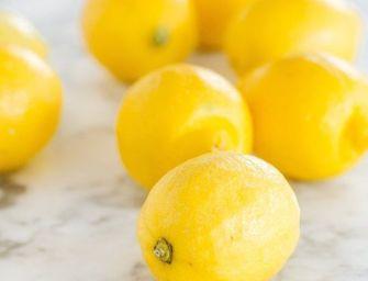 Profitez de ses bienfaits du citron dans vos traitements de beauté