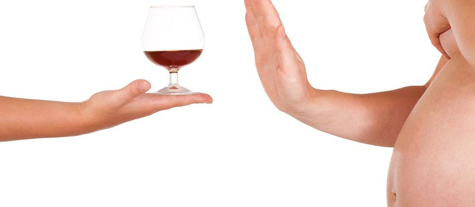 La grossesse et la consommation d'alcool