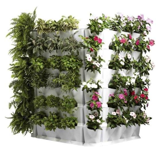 idee-pots-de-fleur-jardin-interieur-vertical