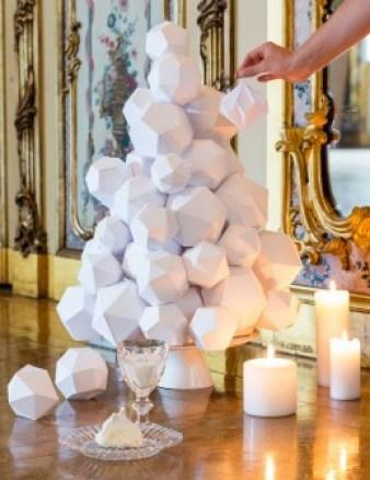 DIY Décorations de Noël en papier 08