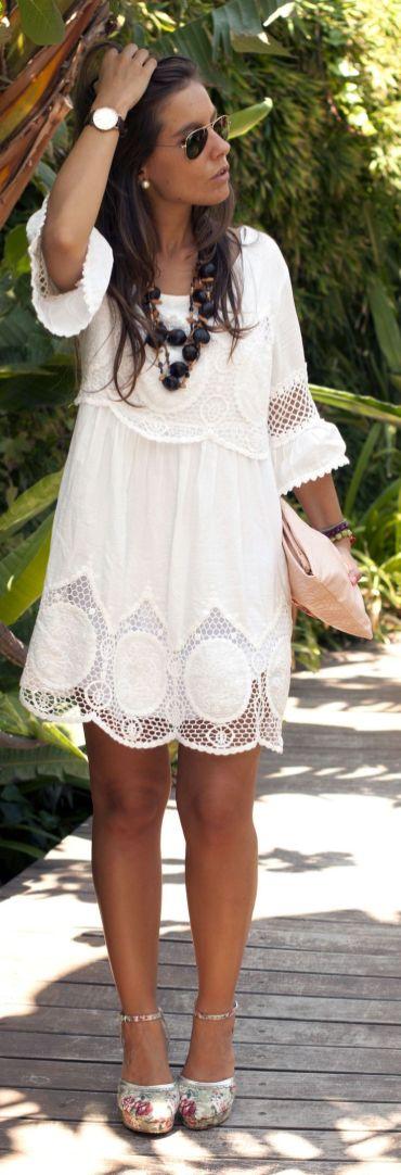 La robe Blanche (10)