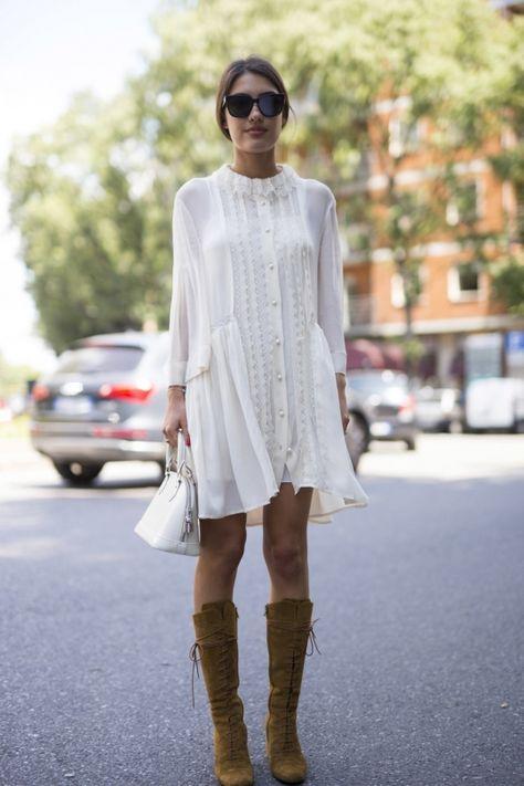 La robe Blanche (12)