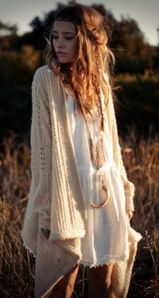 La robe Blanche (9)