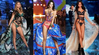 Victoria's Secret Fashion Show : Le défilé en images