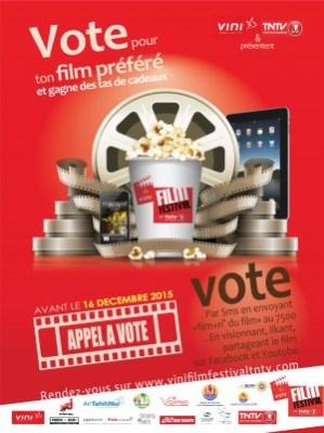 Votez pour votre film préféré !