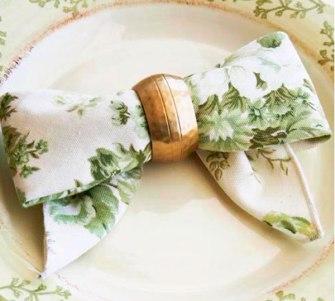 5 idées de pliage de serviette pour une table parfaite