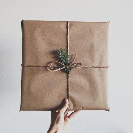 Des idées d'emballages cadeau 01