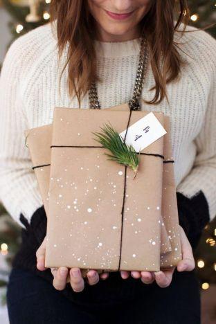 Des idées d'emballages cadeau 13
