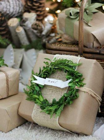 Des idées d'emballages cadeau qui feront de l'effet