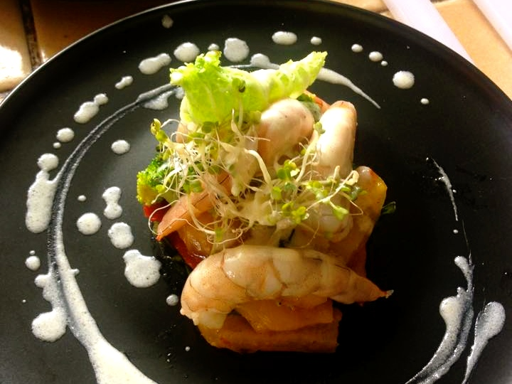 Herenui Liu Here's Cuisine – Crevettes