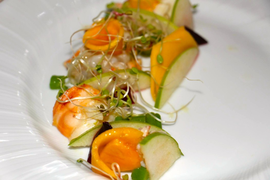 Here's Cuisine – Salade de Langouste