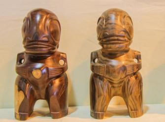 Kiihapa'a Simon, gardien de l'art marquisien