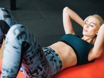 Travailler ses abdominaux en 8 minutes