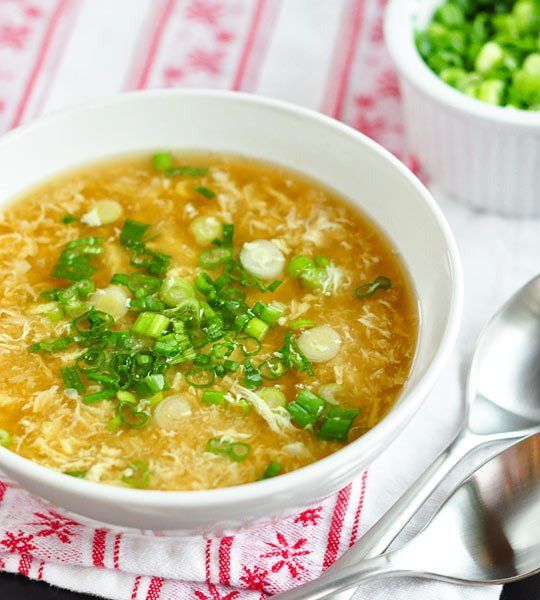 Célébrons l'année du singe avec une bonne soupe chinoise